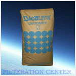 Bột trợ lọc Dicalite Diatomite